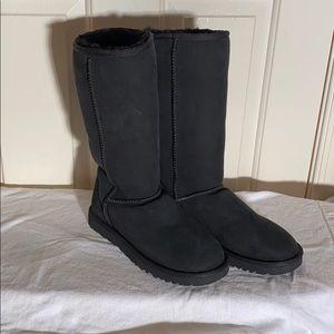 Ugg black boots size 7